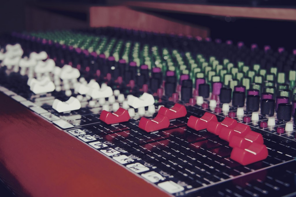 "The ""Re""-mixing Console?"